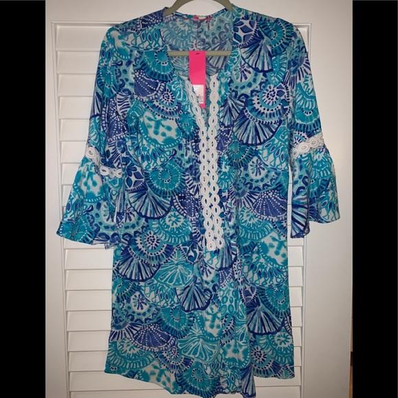 bb1549cdf24 Lilly Pulitzer Dresses & Skirts - Lilly Pulitzer Hollie Tunic Dress XS